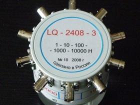 Многозначная эталонная мера индуктивности и добротности LQ-2408-3